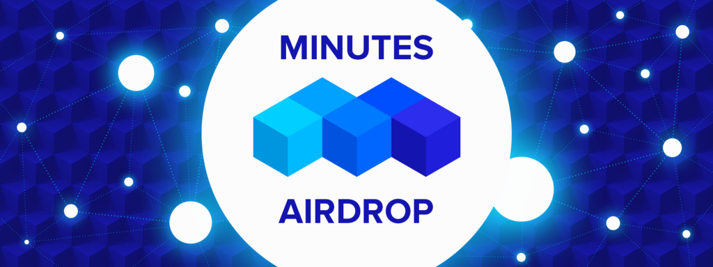 MINUTES $XMIN Airdrop for TIME and XEM holders