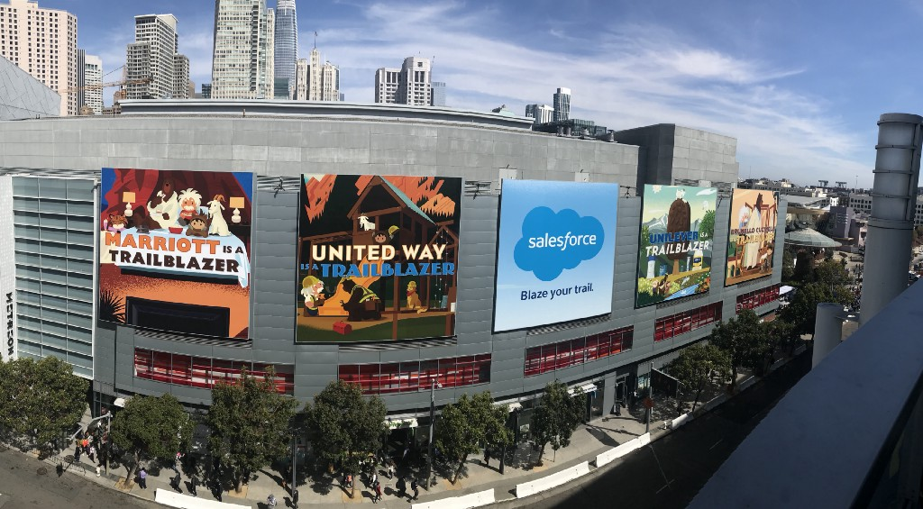 Dreamforce wrap up — Showoff on Limor Blog Illustration