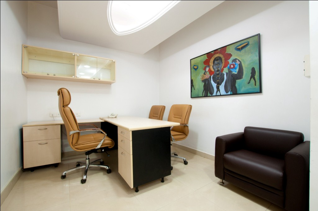 Bon Actual Image Of CREC Business Centre Office Cabin For Rent At Casa Del Sol,  Miramar Panaji Goa By Chowgule Real Estate U0026 Construction Company Pvt Ltd  (CREC)