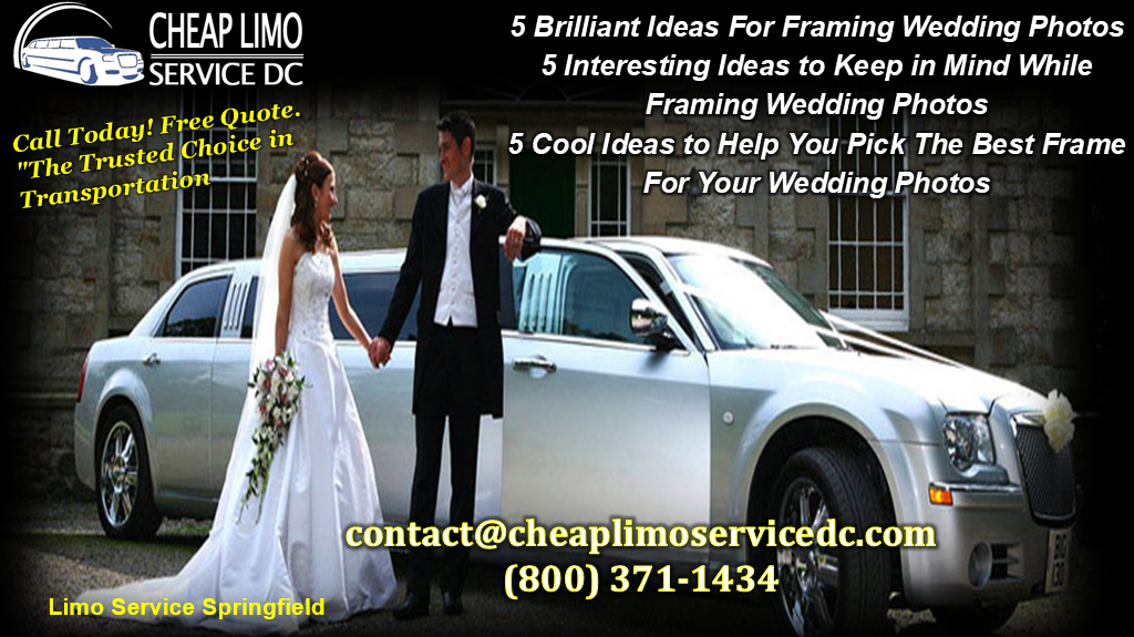 5 brilliant ideas for framing wedding photos cheap limousine there are a great deal of option when it comes to framing your wedding photographs whether you choose to do it yourself or have a professional handle your solutioingenieria Images