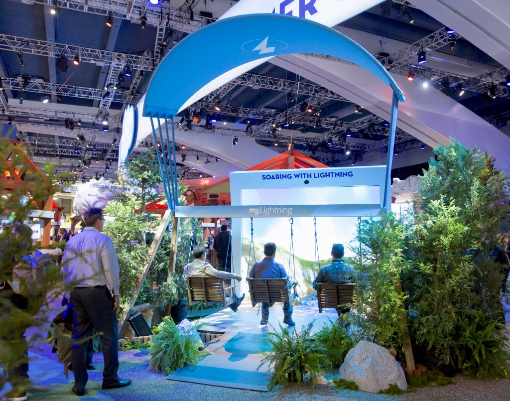 Salesforce's Dreamforce conference is one of the largest in the world.