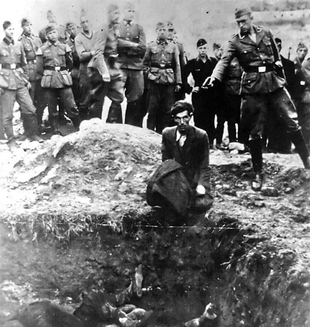 Did the Attitude of the Einsatzgruppen Reflect the General Attitude of the German Population?