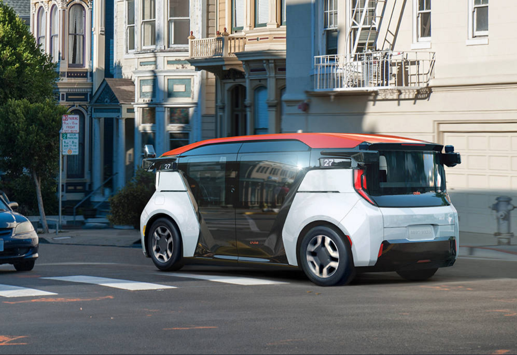 Four Ways the Self-Driving Car Market May Emerge