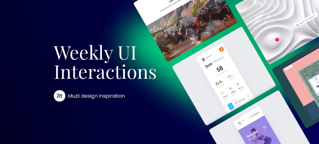 UI Interactions of the week #261