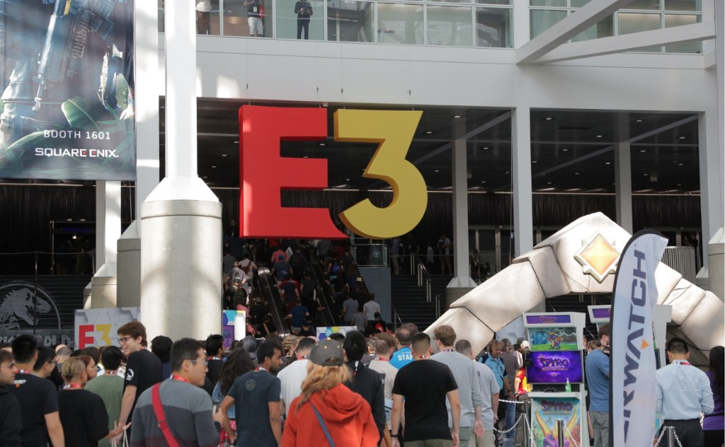 Blockchain gets its First Ever Dedicated Stage at E3 Gaming