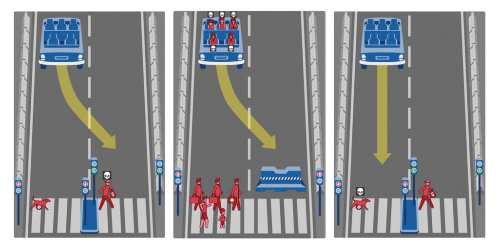 Can we teach morality to machines? Three perspectives on