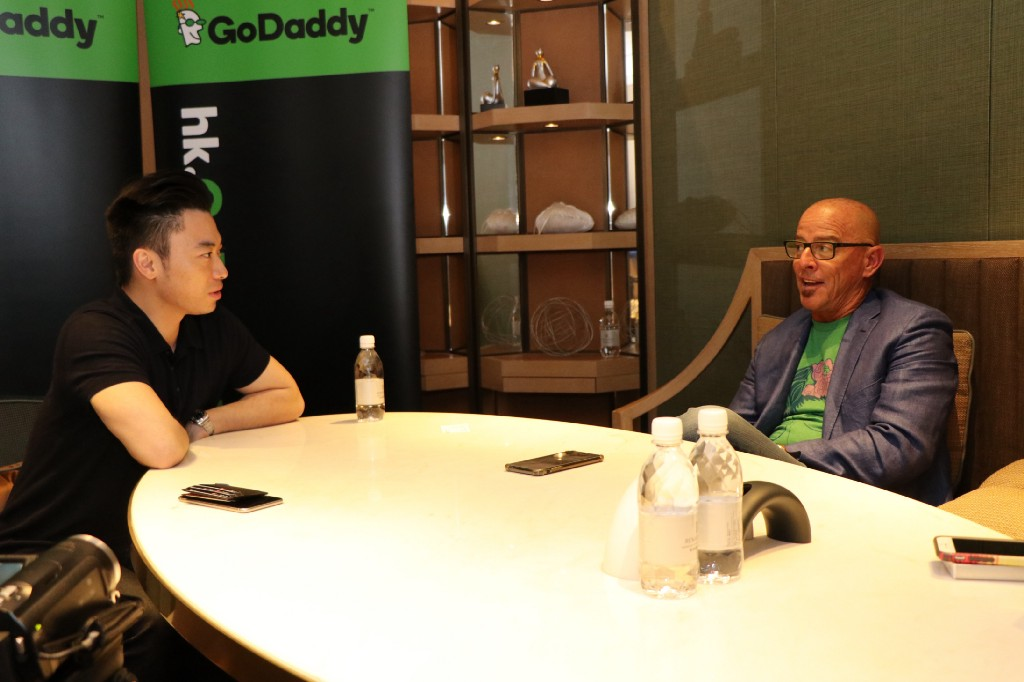 GoDaddy CEO Blake Irving shares his startup way of running a public company.