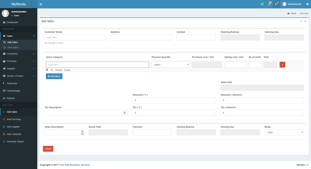 Create simple inventory management from Laravel | Bitcoin
