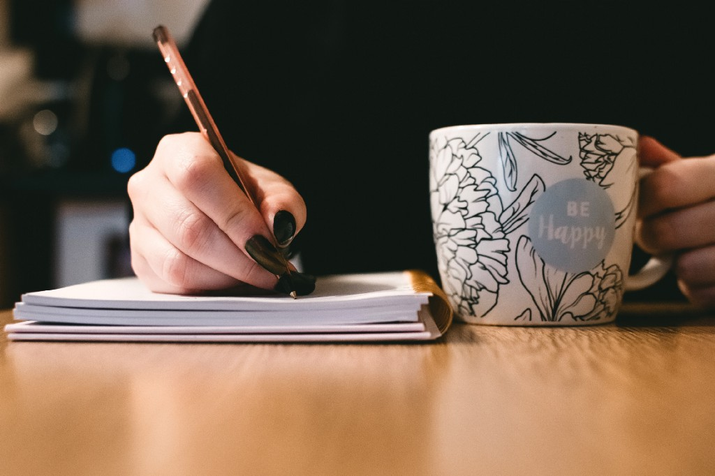 Three Journaling Techniques that Help Me as a Freelancer