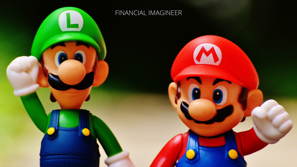 Passion Income: How Nintendo Got Us Paid More