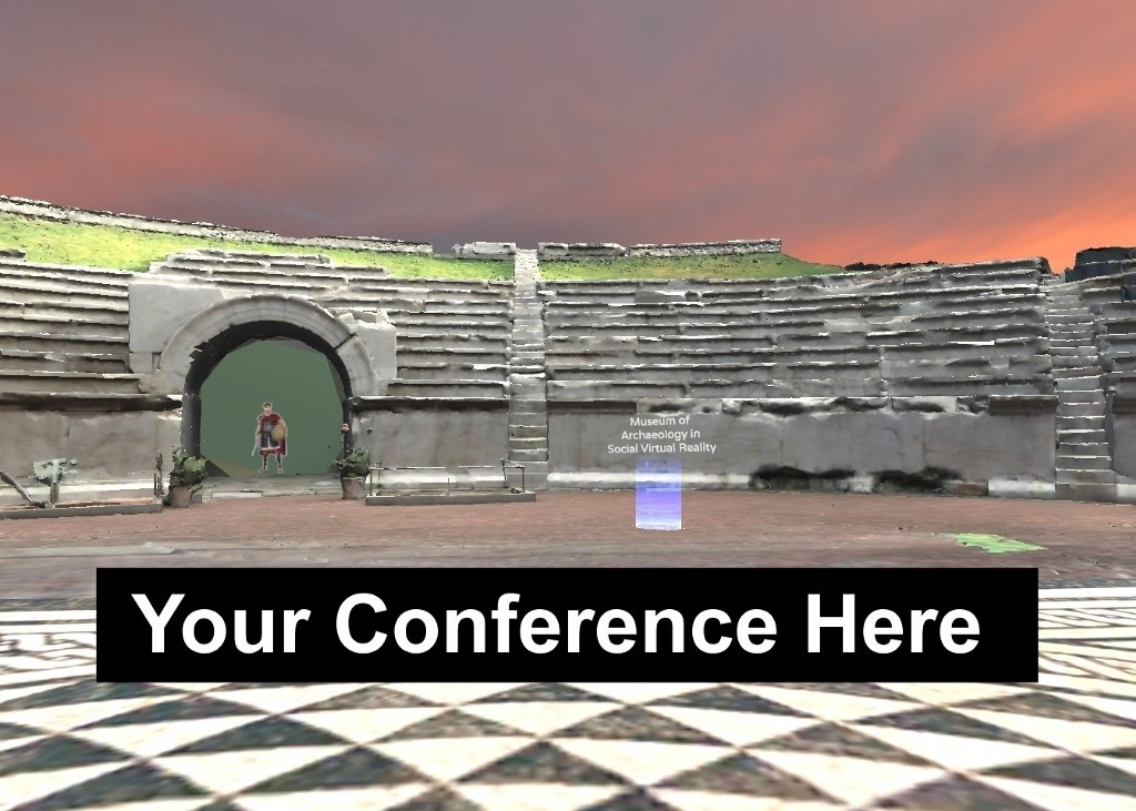 Participatory Conferences in VR