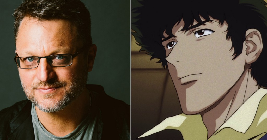 Steve Blum Revisits Spike Spiegel 20 Years After Cowboy Bebop Exclusive The Dot And Line