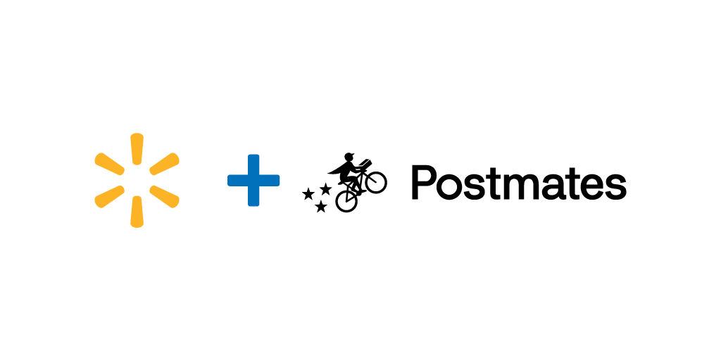 postmates x walmart expand online grocery delivery to los angeles