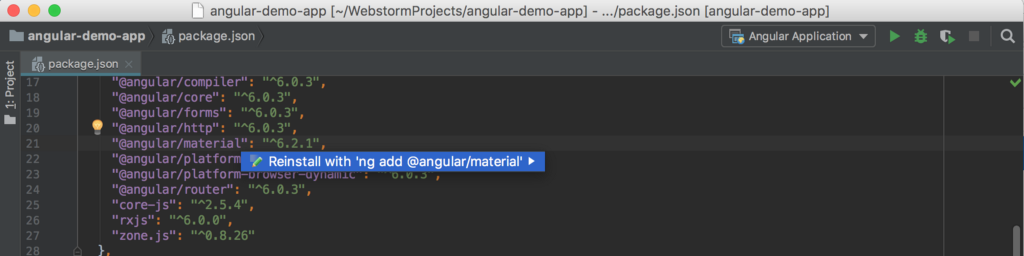 What's New in WebStorm for Angular