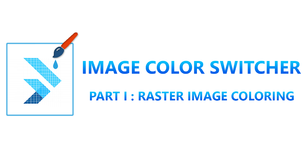 ImageColorSwitcher in Flutter: Part 1 Raster Image Coloring