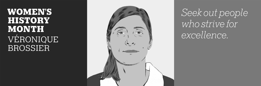 Meeting… Véronique Brossier, Lead Software Engineer at The New York Times