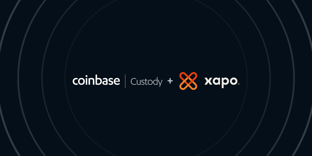 Coinbase Custody acquires Xapo's institutional business, becoming the world's largest crypto… 1