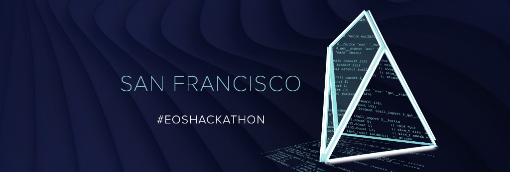 Calling Technical Mentors for the EOS Global Hackathon in San Francisco