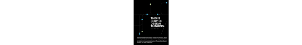 this is service design thinking basics tools cases