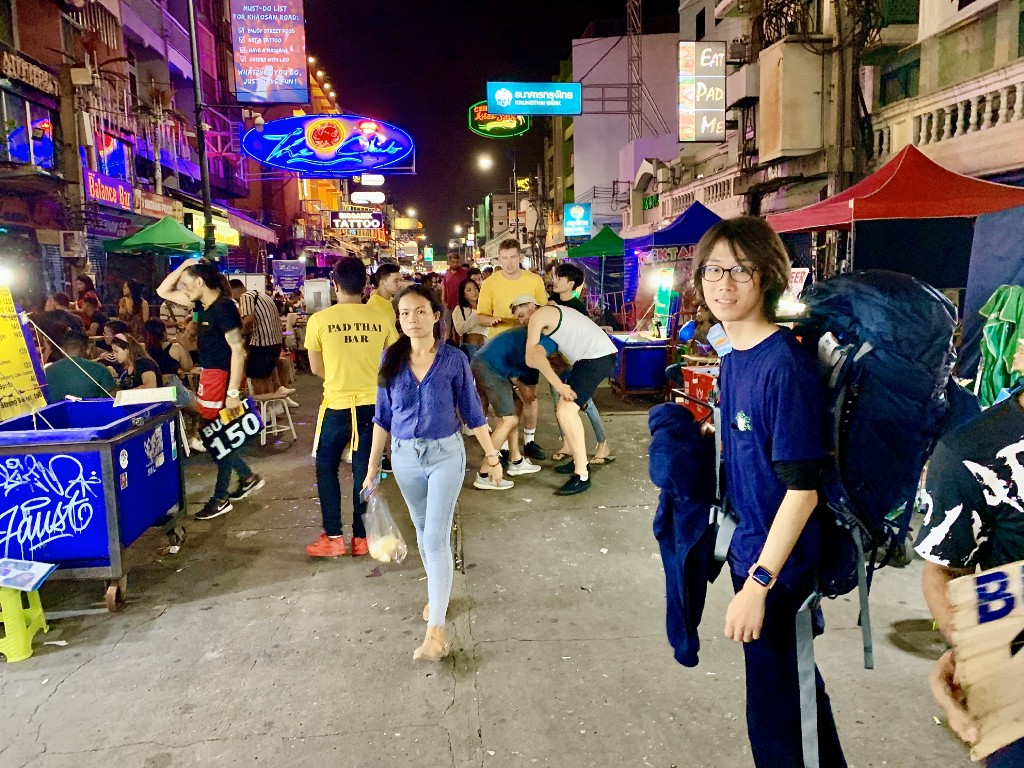 I am doing DIGITAL NOMAD life for 2 months in Southeast Asia