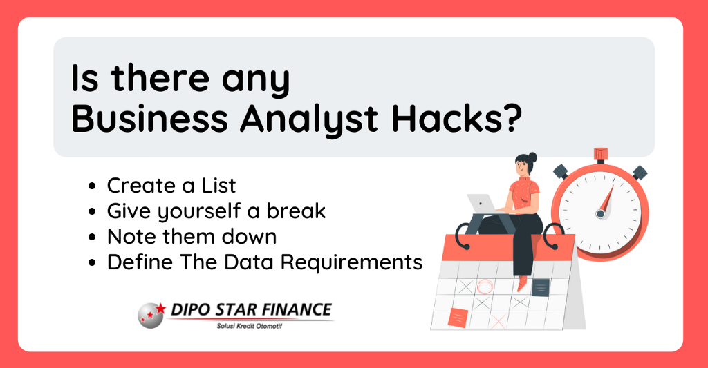 Is there any Business Analyst Hacks?