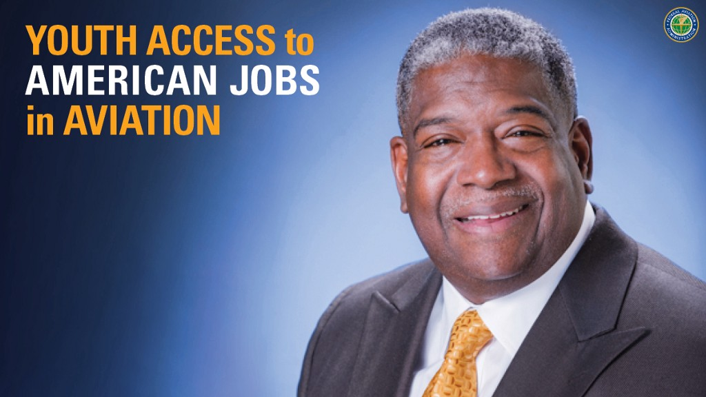 """""""Youth Access to American Jobs In Aviation"""" with Bradley Mims"""