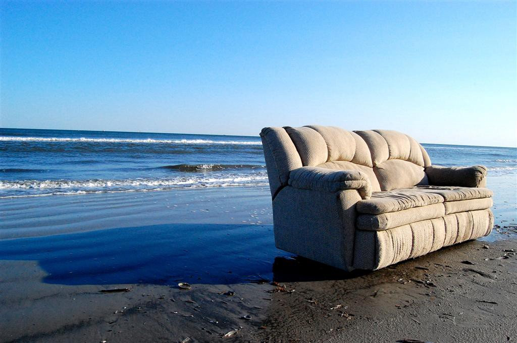 I Want To Be Rich So I Donu0027t Have To Get Rid Of My $100 Couch.