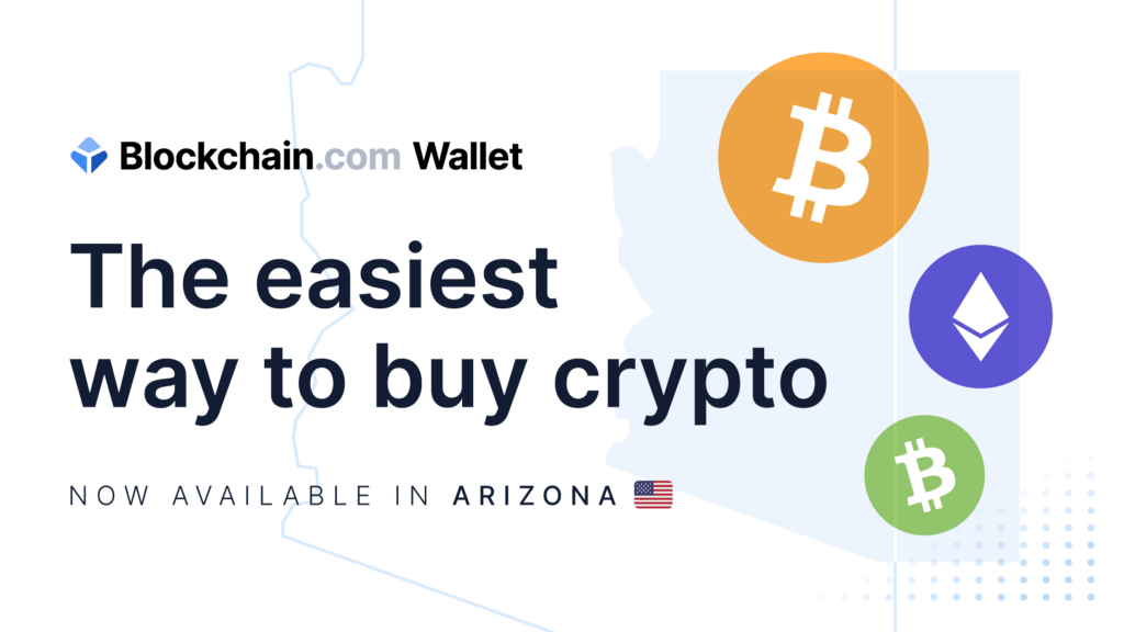 The easiest way to buy crypto is now available in Arizo