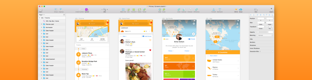 Design of Foursquare Swarm 5.0