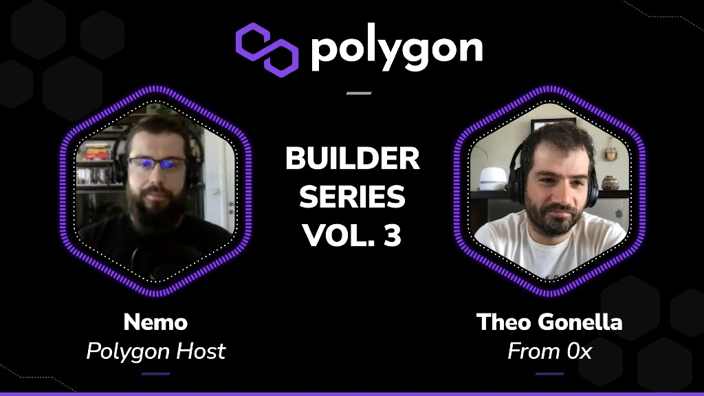 [Polygon] Polygon Builder Series vol.3—Theo Gonella From 0x - AZCoin News