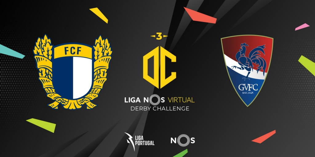 A New Chance: the 3rd Liga NOS Virtual's Derby Challenge