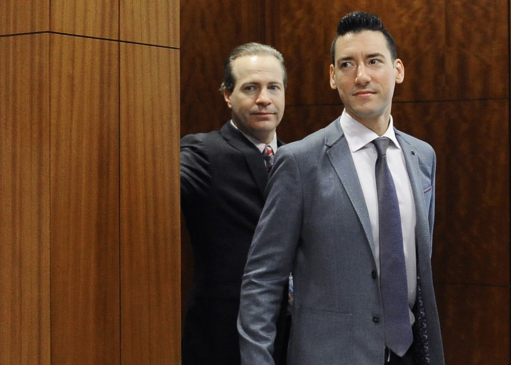 The people behind the Planned Parenthood videos were just charged with 15 felonies in California