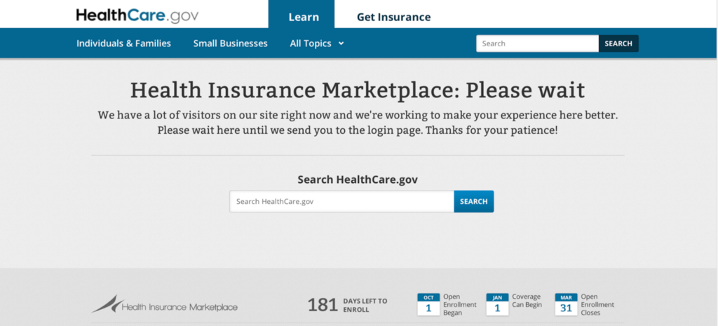 Small is Beautiful — The Launch Failure of Healthcare gov