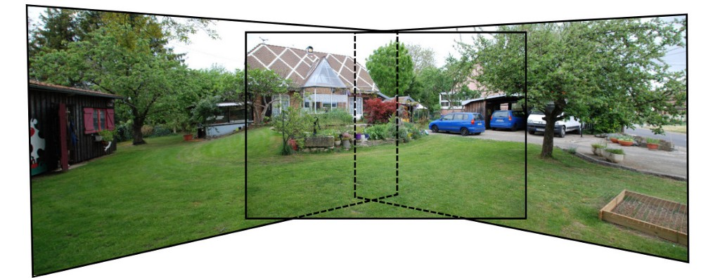 Faster video stitching with OpenGL