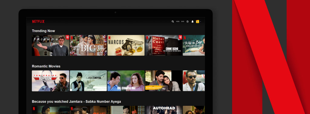 "The Netflix Conundrum: Overcoming ""The Paradox of Choice"" — A UX Case study"