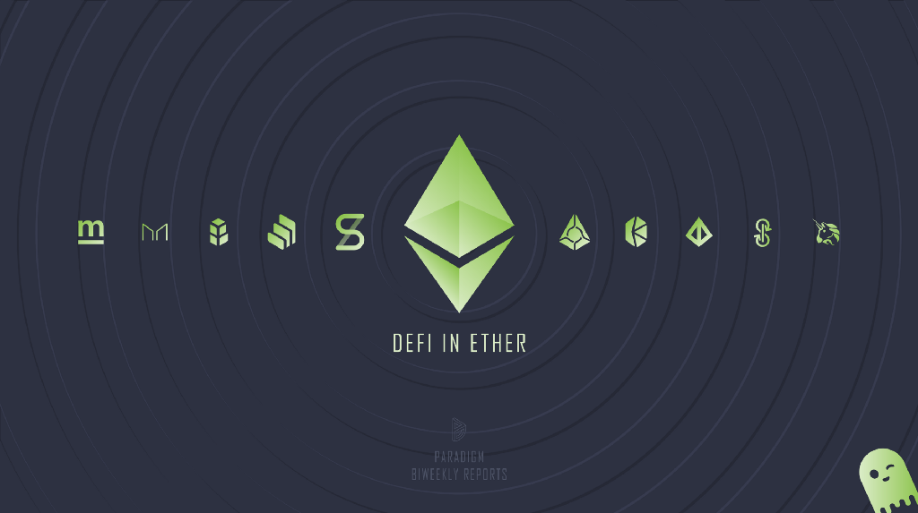 DeFi in Ether: Compound becomes first DeFi project with over $10B TVL, dYdX layer 2 now public, 0x…