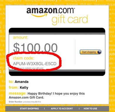free unused amazon gift card codes no survey no human verification