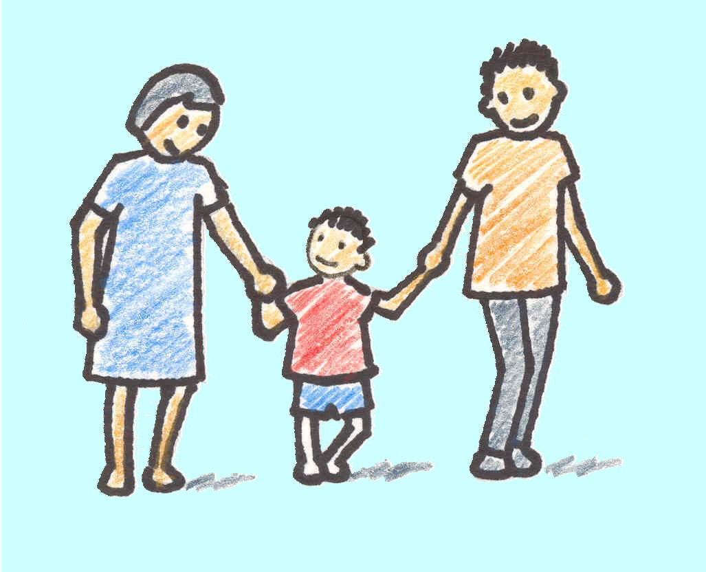 What should be the ideal friendship between children and parents