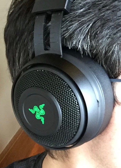 Razer Kraken 7.1 V2 USB Headset Review  A Great Choice for PC Gamers 20ea2a4150