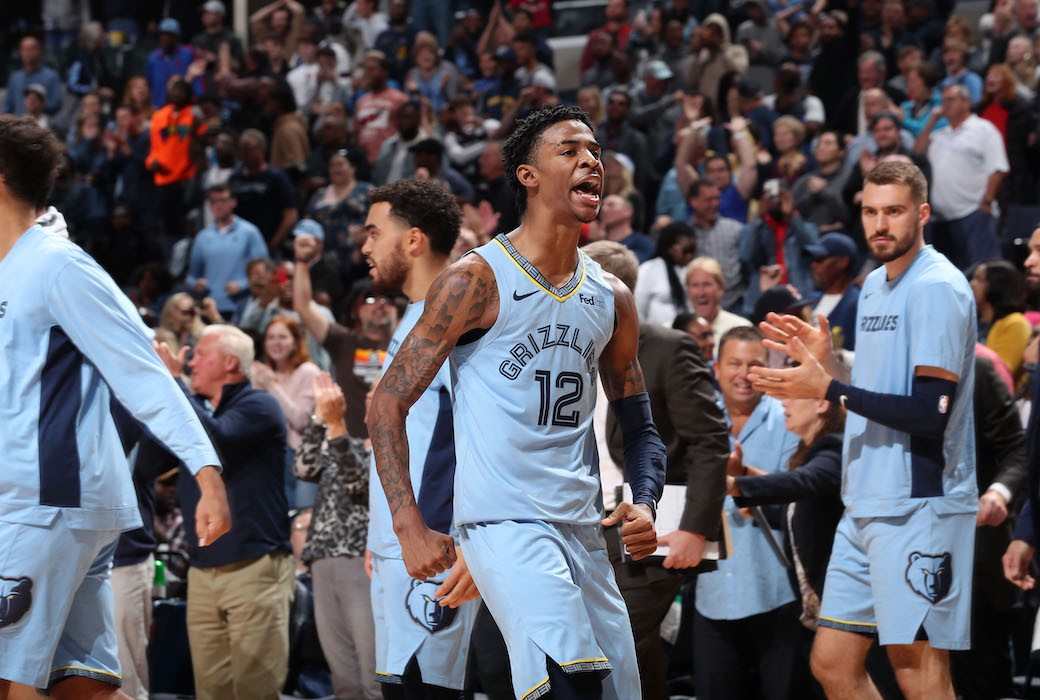 The Memphis Grizzlies Have Never Been This Fun