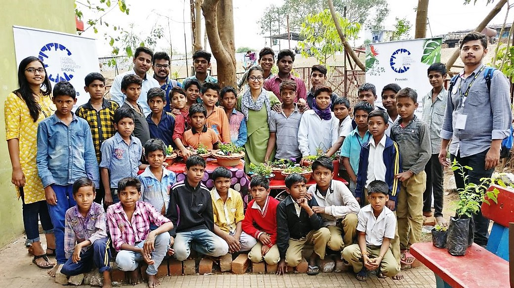 Treelionaire by bhopal hub green it up global shapers dhaka hub we wanted to encourage both children and the muskaan volunteers to contribute towards climate action do it yourself container workshop approach solutioingenieria Choice Image