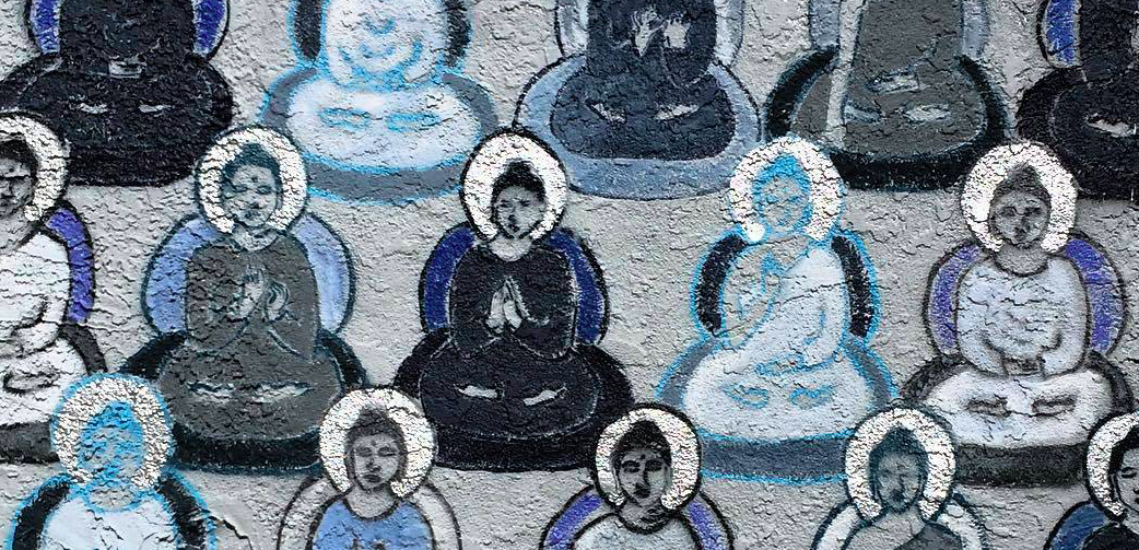 getting started with buddhism and meditation practice comes first