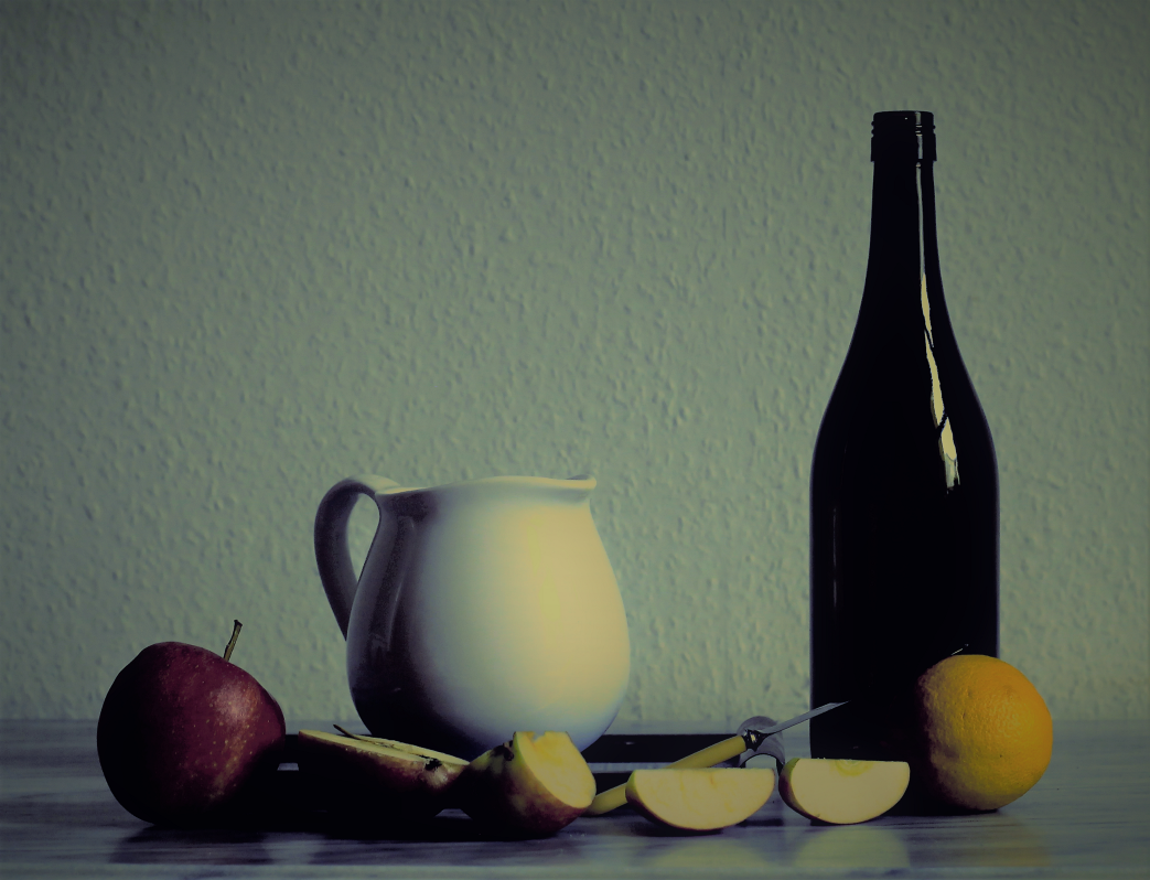 A five-minute ditty of aphoto. still life photograph, by Sean P. Durham, Berlin, 2020