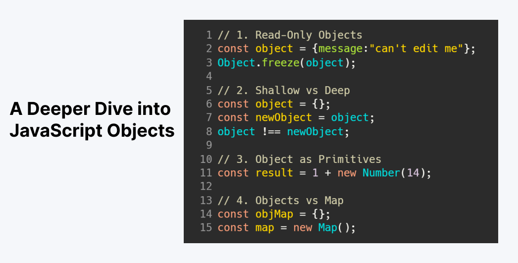 A Deep Dive Into JavaScript Objects