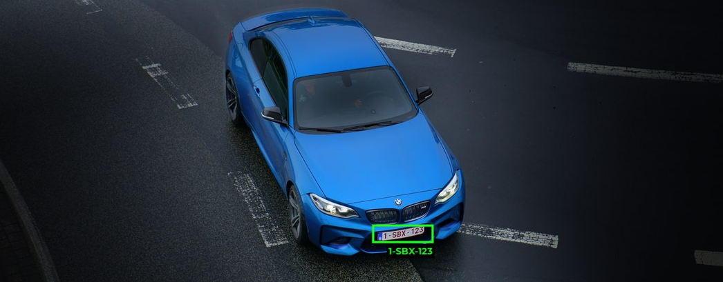 License Plate Recognition using OpenCV, YOLO and Keras – mc ai