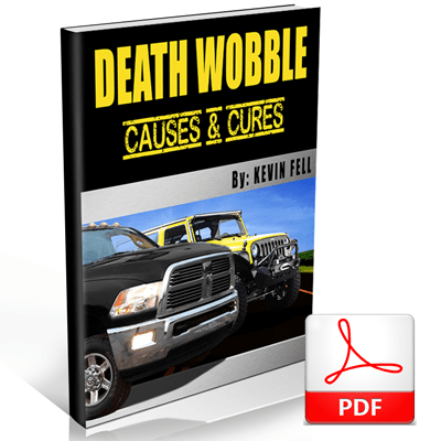 Death Wobble Causes and Cures — Book by Kevin Fell – Rana Viki – Medium
