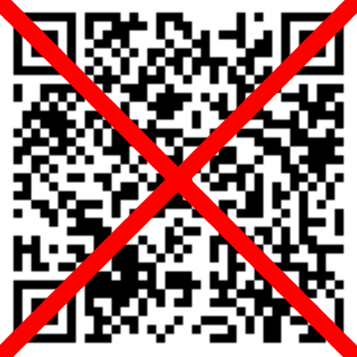 why you shouldn t scan two factor authentication qr codes