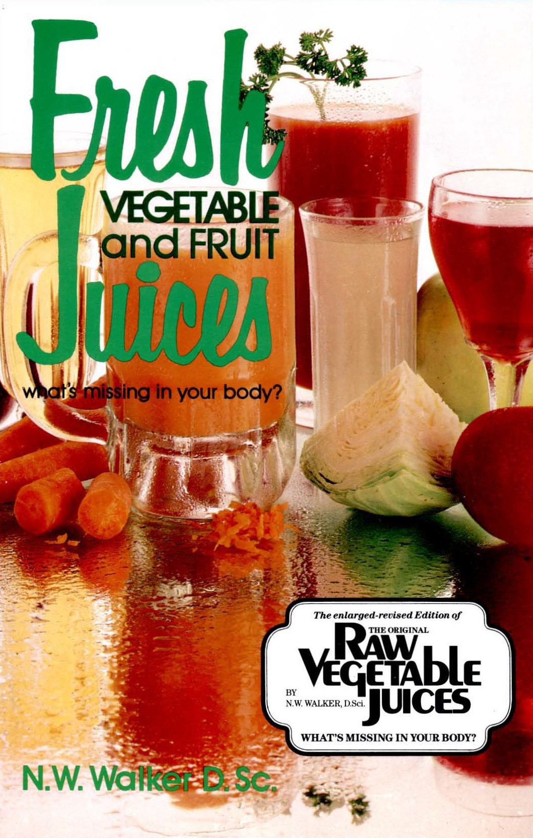 Vegetable and Fruit Juices – Lifelong Benefits of a Plant-Based t