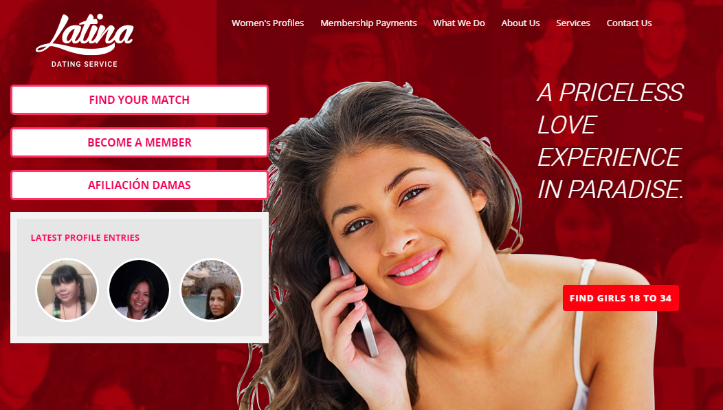 Best latin dating websites