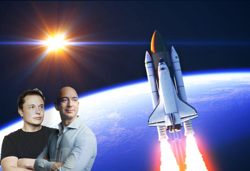 Should space be the next Human Frontier-